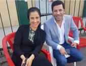 فى الحلقة 27 من هذا المساء.. إياد نصار يطالب حنان مطاوع بإسقاط حملها