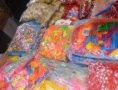 ضبط متهم بالغش التجارى لحيازته كمية من ألعاب الأطفال غير مطابقة للمواصفات بالجيزة