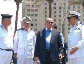 مدير أمن القاهرة: استنفار أمنى مكثف لتأمين احتفالات المواطنين بعيد الفطر