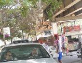 """قارئ يشكو من وجود """"سايس""""يفرض رسوم 10 جنيهات أمام مستشفى أبو الريش"""