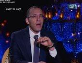 """خالد صلاح لـ""""بسمة وهبة"""": ما فعله أبو هشيمة مع """"الراقص مع الكلاب"""" أفضل من تعامل أسرته"""
