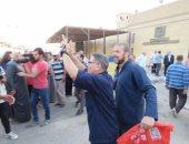 """استكمال الإفراج بالعفو عن 406 من نزلاء السجون و""""الشرطى"""" عن 480 سجينا"""
