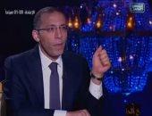 """خالد صلاح لـ""""بسمة وهبة"""": الناصريون يسيرون بالمبدأ وعكسه فى الوقت نفسه"""