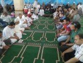 بالفيديو والصور ..حلقات ذكر بمسجد الدسوقى فى الجمعة اليتيمة