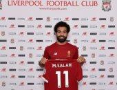 الحساب الرسمى للدورى الإنجليزى يبرز صفقة انتقال محمد صلاح إلى ليفربول
