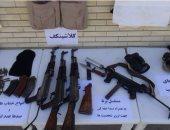بالصور.. إيران تعلن تفاصيل القبض على الخلية الإرهابية المرتبطة بتنظيم داعش