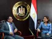 سفير سنغافورة يؤكد رغبة بلاده للاستثمار فى محور تنمية قناة السويس