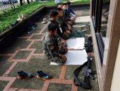 بالصور..تراجع القتال فى مدينة مراوى الفلبينية والجيش يسعى لهدنة بمناسبة العيد