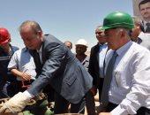 تشغيل بئر أبو رباح 16 الغازى فى سوريا بطاقة إنتاجية 350 ألف متر مكعب يوميا