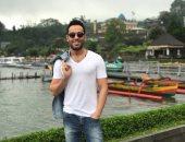 """بالفيديو.. كليب رامى جمال """"أوعدينى"""" يصل إلى 250 ألف مشاهدة على """"يوتيوب"""""""