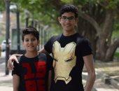 بالفيديو.. طفلان يواجهان المجتمع بفيديوهات تتعدى المليون مشاهدة على فيس بوك