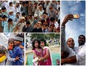 الهند وباكستان والصين وسيريلانكا يحتفلون بأول أيام العيد