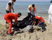العثور على 7 جثث فى قارب للمهاجرين قبالة ساحل ليبيا