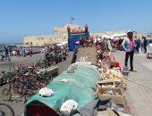 الآثار الإسلامية: بدء مشروع حماية قلعة قايتباى بالحواجز الغاطسة عقب شهر رمضان