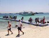 """""""ذا صن"""": ارتفاع نسبة الحجوزات السياحية فى مصر بنسبة 61%"""
