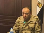 إطلاق اسم قائد المنطقة الشمالية السابق على مسجد قاعدة محمد نجيب العسكرية
