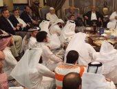 بالصور.. تميم يذل شعبه وعناصر الإخوان وحماس ينعمون فى قصره