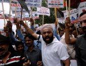 احتجاجات فى أنحاء الهند بعد هجمات على مسلمين