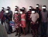 الشرطة الليبية تعتقل مجموعة إفريقية بتهمة الدعارة بمدينة البيضاء
