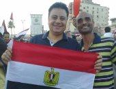 """قراء يشاركون """"اليوم السابع"""" بصورهم فى الذكرى الرابعة لثورة 30 يونيو"""