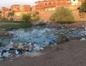 بالصور.. شكوى من كسر ماسورة مياه بمدينة أبو صوير فى الإسماعيلية