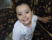 بالصور.. أحزان أهالى نزلة الأشطر بأبو النمرس بعد العثور على طفل مقتولا