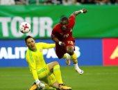 """شاهد.. منافس مصر يخسر أمام """"رديف"""" المكسيك ودياً"""