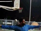 بالفيديو.. محمد حماقى يستعرض مهاراته الكروية مع الساحرة المستديرة