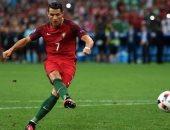مدرب البرتغال: فضلت أن يسدد رونالدو ركلة الجزاء الأخيرة أمام تشيلي