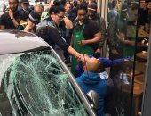"""شرطة لندن: حادث دهس محطة """"كينجس كروس"""" ليس عملا إرهابيا"""