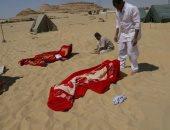 بدء موسم السياحة العلاجية بالحمامات الرملية فى واحة سيوة