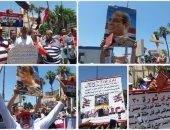 المصريون يحتفلون بالذكرى الرابعة لثورة 30 يونيو