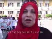 بالفيديو.. مواطنة للسيسي بذكرى 30 يونيو: ربنا يقويك يا ريس ويرفع شأن بلدنا