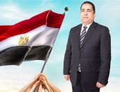 النائب مجدى بيومى: من لا يشارك فى الانتخابات يعتبر خائن لوطنه