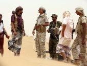 استسلام 49 عنصرا من مليشيات الحوثى أمام الجيش اليمنى شرق صنعاء