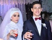 بالصور.. نجوم الفن فى حفل زفاف نجل صبرى عبدالمنعم وحفيد الراحل عبدالمنعم إبراهيم