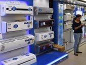 الغرفة التجارية: 25 % تراجعا فى مبيعات أجهزة التكييف و15% زيادة بأسعاره