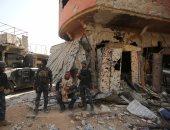 القبض على إرهابيين وضبط قنابل ومواد متفجرة شمالى العاصمة العراقية