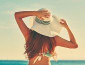 إزاى تحمى شعرك من البحر والشمس فى المصيف؟