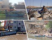 الرى: إحالة 19 ألفا و62 مخالفة تعدٍ على النيل والترع للنيابة