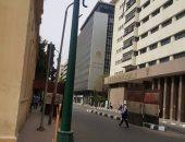 محافظة القاهرة: تطوير شارعى القصر العينى ومحمد مظهر بالزمالك وميدان طلعت حرب
