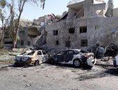 مقتل شخص وإصابة 8 آخرين إثر سقوط قذائف مسلحين على أحياء بدمشق