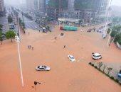 بالصور.. مصرع 16 شخصا بسبب الأمطار الموسمية الغزيرة غرب الهند