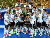 بالفيديو.. مراسم تتويج ألمانيا بلقب كأس القارات