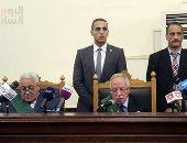 """تأجيل إعادة محاكمة """"بديع"""" وآخرين بـ""""أحداث مسجد الاستقامة"""" لـ 5 نوفمبر"""