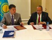 """تفاصيل مذكرة التعاون بين """"تحديث الصناعة وانفيست"""" لزيادة استثمار كازاخستان بمصر"""
