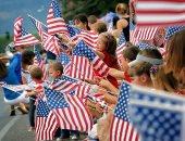القنصلية الأمريكية بالإسكندرية تحتفل بعيد الاستقلال على صفحتها فى الفيس بوك