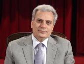 جابر نصار يعتذر عن عدم مناقشة رواية الرسالة المحفوظة بمعرض الكتاب