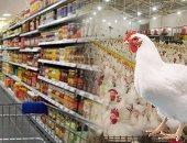 """""""الزراعة """" تمنع تداول الطيور الحية بمحافظتى القاهرة والجيزة خلال 6 شهور.. تحديد سعر الدجاج بالمزرعة وصولا للمنافذ.. فرص عمل بديلة للعاملين  و """"الوزارة """" تشترط ووضع اسم تجارى على المنتجات المبردة والمجمدة"""