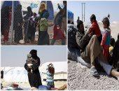 عودة نحو 1900 لاجئ سورى إلى بلدهم من لبنان والأردن خلال 24 ساعة
